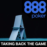 Taking Back the Game - 888 Poker Ad