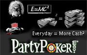 PartyPoker The Genius