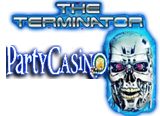 Party Casino The Terminator slot game Promotion