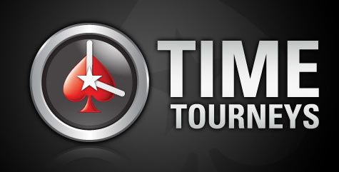 Tournois Temps Pokerstars
