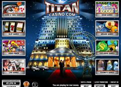 Titan Casino preview