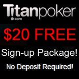 titan poker 20 free
