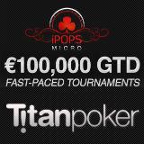 titan poker ipops micro series