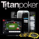 Titan Poker Móvel para iPhone, iPad e Android