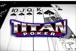 titan poker royal flush