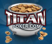 TitanPoker summer jackpot -