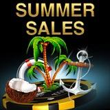 titan poker summer sales 2014