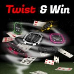 Titan Poker Kampanj Twist & Win