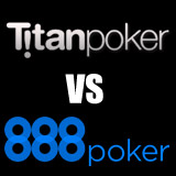 titan poker vs 888poker