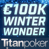 Titan Poker Förderung Winter Wonder