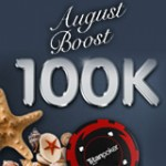 TitanPoker August Boost Promotion