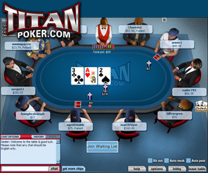 titanpoker game large