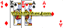 Two Pairs - Best Poker Hands