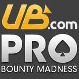 ub poker pro bounty madness