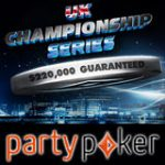 UK Championship Series 2017 - Party Poker