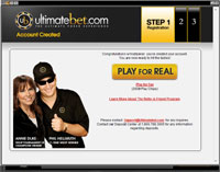 UltimateBet Referral Code
