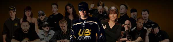 pros du poker UltimateBet