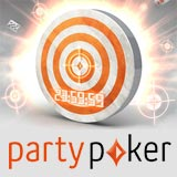 Party Poker Reto Under the Gun