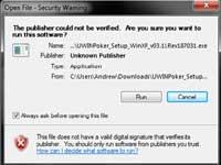 UWIN Poker Download 2