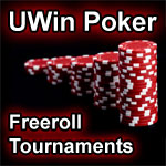 UWIN Facebook Poker Freeroll tournament