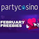 Saint-Valentin Promotion Party Casino