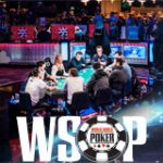 WSOP Main Event Final 2016 Las Vegas