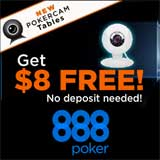 webcam poker 888