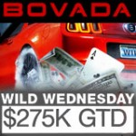 Wild Wednesday Bovada Poker