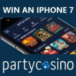 Win an iPhone 7 - PartyCasino