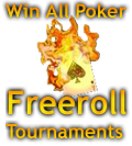 <!--:da-->Dagens Poker Freeroll turneringer<!--:--><!--:de-->Der heutige Poker Freeroll-Turniere<!--:--><!--:en-->Today's Poker Freeroll Tournaments<!--:--><!--:es-->Hoy Torneos Freeroll Poker<!--:--><!--:fr-->Aujourd'hui, les tournois de poker freeroll<!--:--><!--:it-->Oggi il poker tornei freeroll <!--:--><!--:nl-->De hedendaagse poker freeroll toernooien<!--:--><!--:no-->Dagens poker freeroll turneringer <!--:--><!--:pt-->Today's Poker torneios freeroll <!--:--><!--:sv-->Dagens WinallPoker freerolls <!--:-->