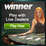 winner casino live dealer