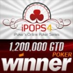 Winner Poker iPOPS IV