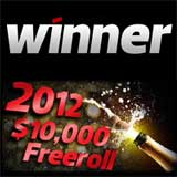 winnerpoker freeroll