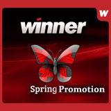 winner spring promotion