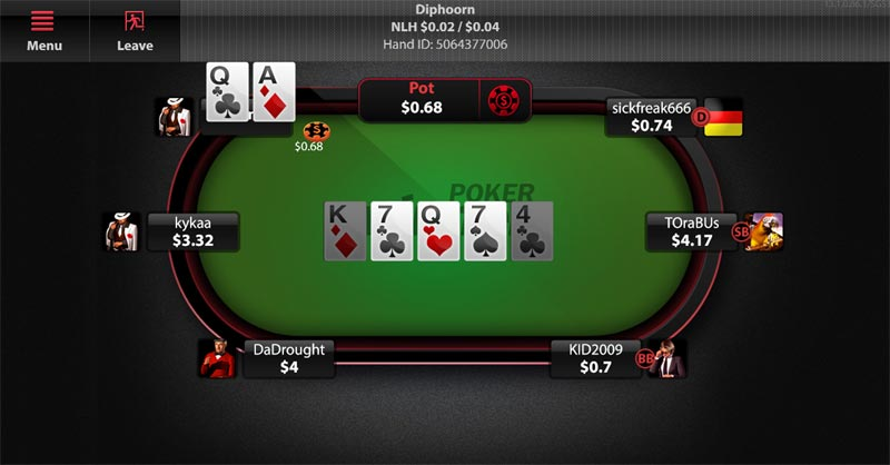 Freeroll Poker Android