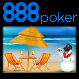 winter giveaway freerolls 888poker