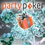 Vinter Vinnare Kalender Party Poker
