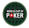 Enter the World Cup of Poker V at PokerStars in 2008, enter via PokerStars freeroll tournament or by being the highest on the points leader board.