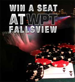 Win seats to the World Poker Tour