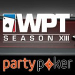 World Poker Tour XIII Satélites PartyPoker