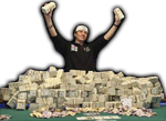 world series of poker 2008 winner