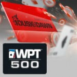 WPT 500 UK kvalificere online på Party Poker