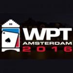 2016 WPT Amsterdam Big Stack Kwalificatietoernooien