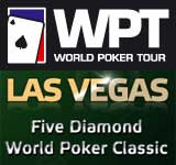 wpt las vegas five diamond world poker classic