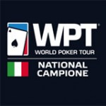 WPT National Campione Turnering