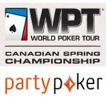 WPT National Canadian Spring Championship Satellitter