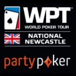 WPT National Newcastle qualify at Partypoker