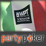 wpt venice carnival - world poker tour