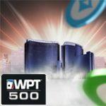 WPT 500 Aria Las Vegas Package 2016
