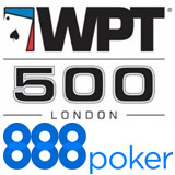 wpt500 london aspers casino 888poker